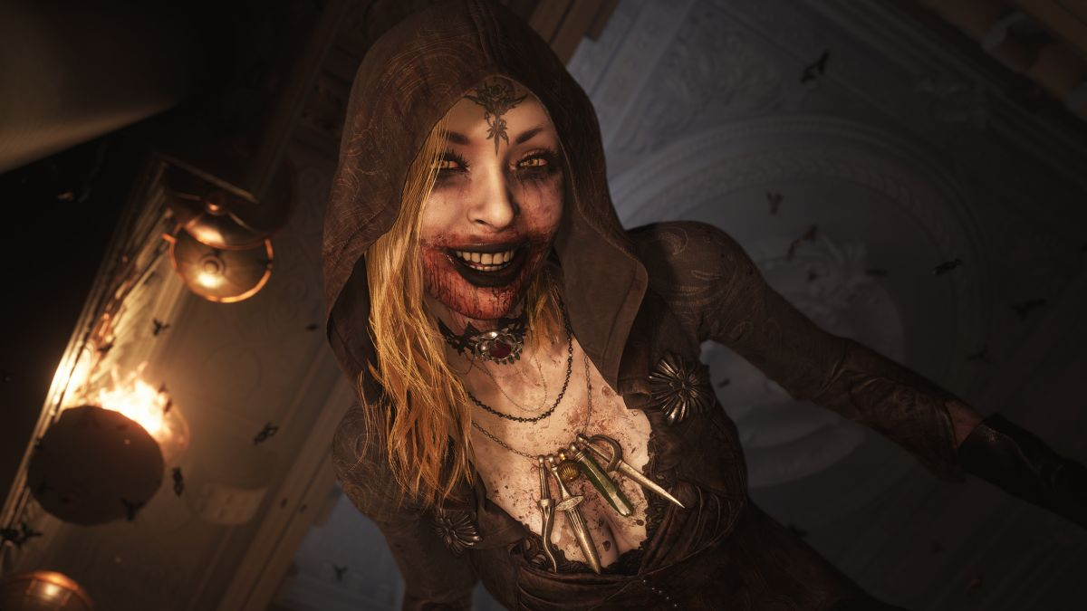 Gruesome violence is essential to Resident Evil Village