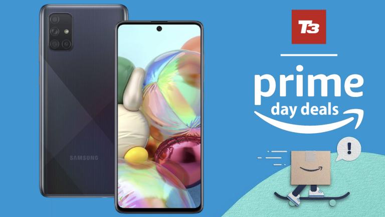 Samsung Galaxy A71 Amazon Prime Day 2020 deals