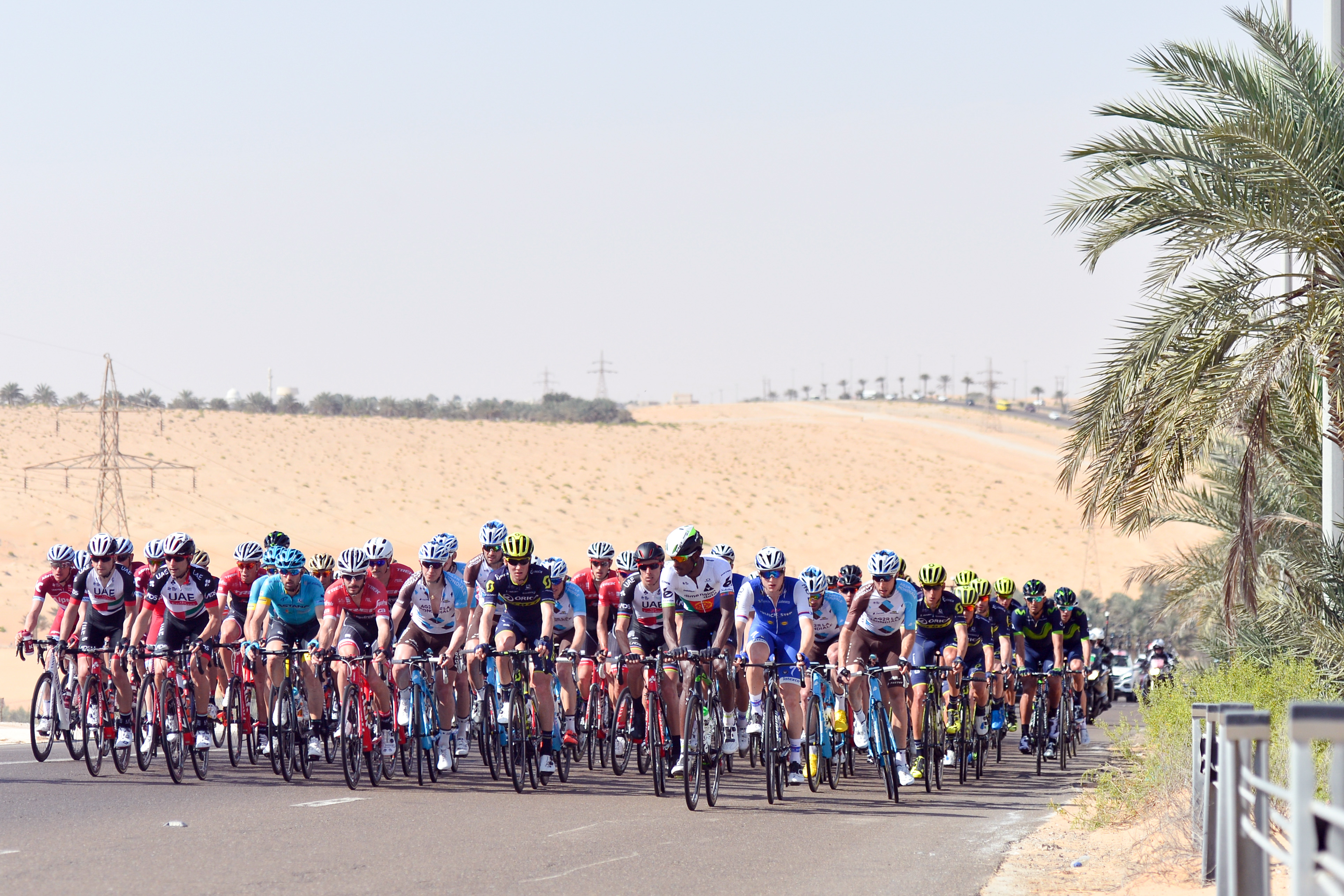 Five things to look out for at the 2019 UAE Tour - Cycling Weekly
