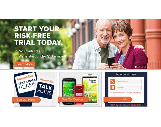 Consumer Cellular Review - Network, Coverage and Plans | Top