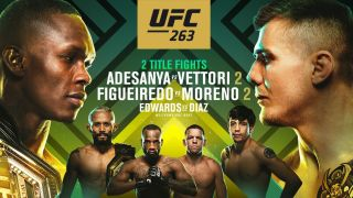 UFC 263 live stream: how to watch Israel Adesanya vs Marvin Vettori 2 PPV for free and from anywhere
