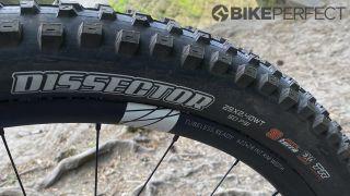 Los mejores neumáticos para bicicleta de montaña: Maxxis Dissector