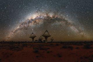 askap telescope