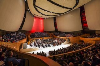 Stanford University's Bing Concert Hall Equipped with Shure Wireless