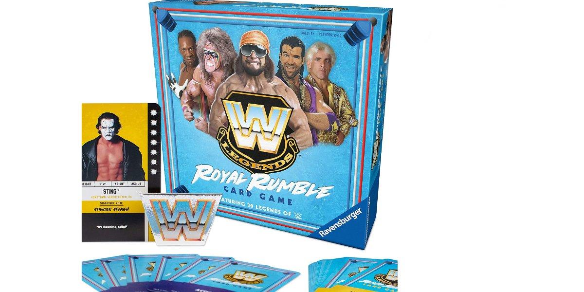 Royal Rumble Card Game