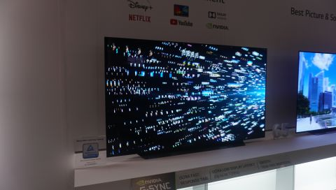 LG CX OLED TV review