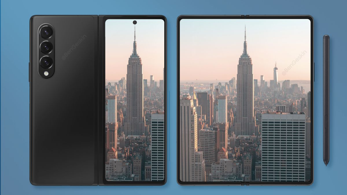 Samsung Galaxy Z Fold 3 and Z Flip 3 launch date tipped for August 27