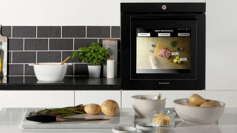 what is a smart oven and do I need one: Hoover Vision