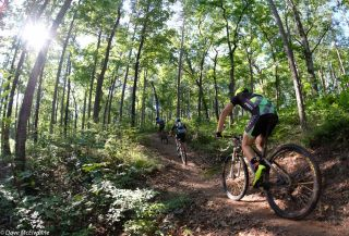 Arkansas singletrack