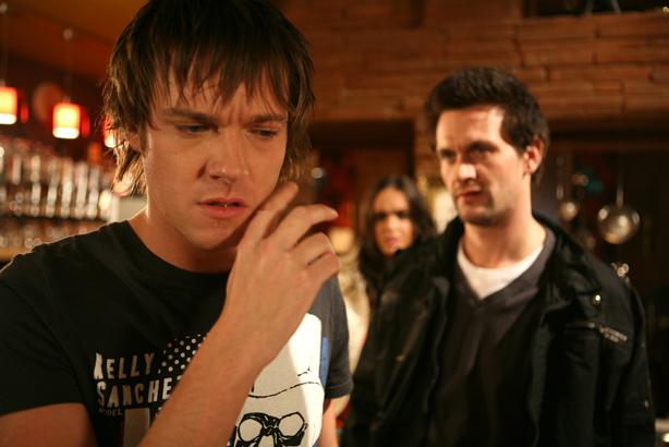 Malachy whacks Rhys