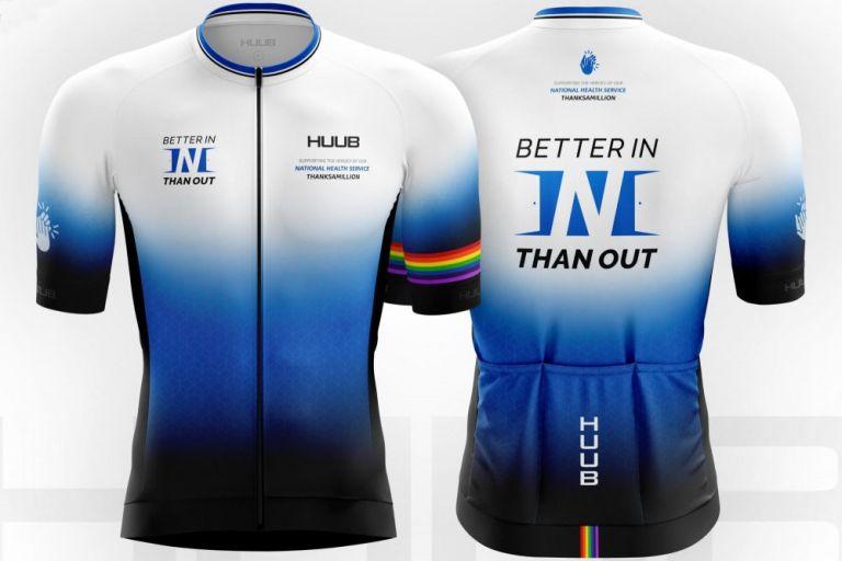 Huub NHS Cycling Jersey