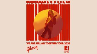 Devon Allman Facebook tour