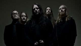 A promotional picture of Katatonia