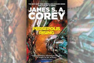 Expanse Sci Fi Book Series Nears End With Persepolis Rising Space
