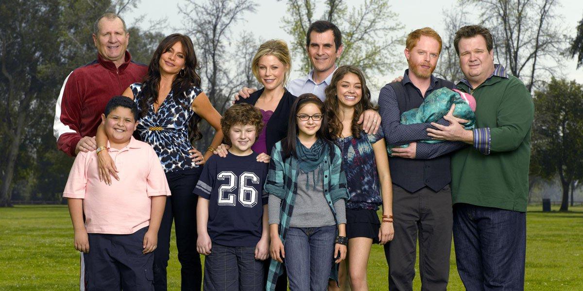 Modern Family Season 1 Cast