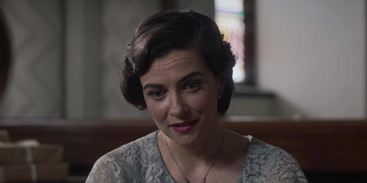 Sara Vickers in Watchmen