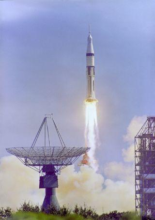 space history, NASA, rocket launches