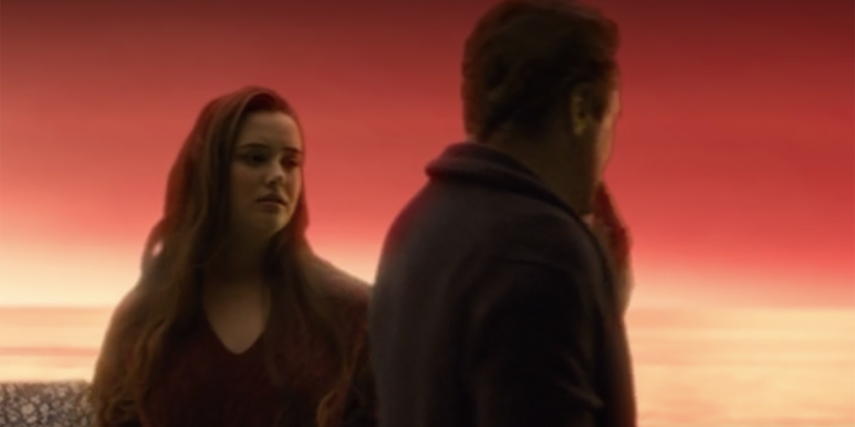Katherine Langford, Robert Downey Jr. - Avengers: Endgame Deleted Scene on Disney+
