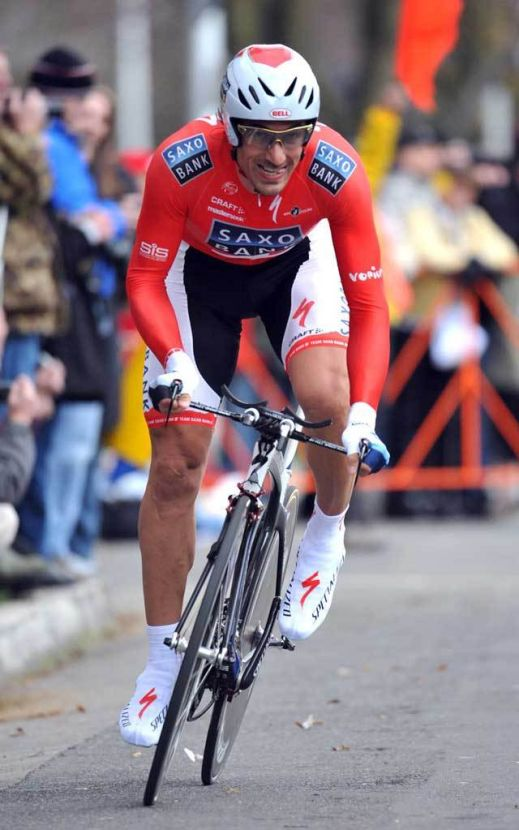Fabian Cancellara Tour of California prologue