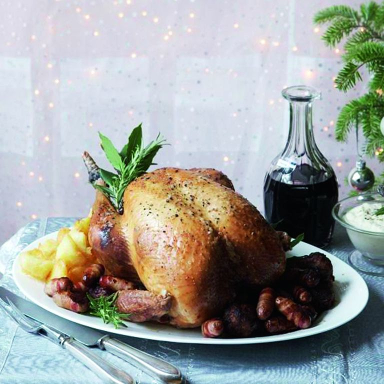 The Perfect Roast Turkey Recipe-turkey recipes-recipe ideas-new recipes-woman and home