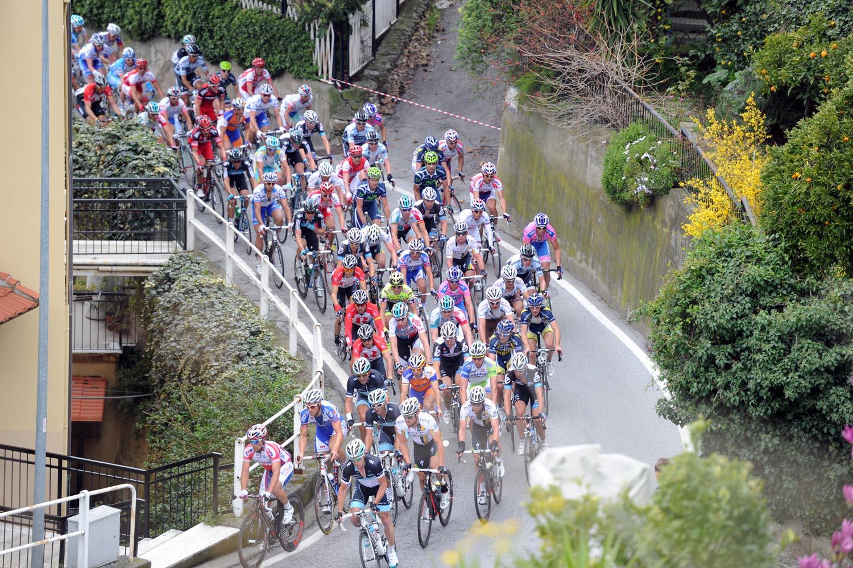 Peloton, Milan-San Remo 2011