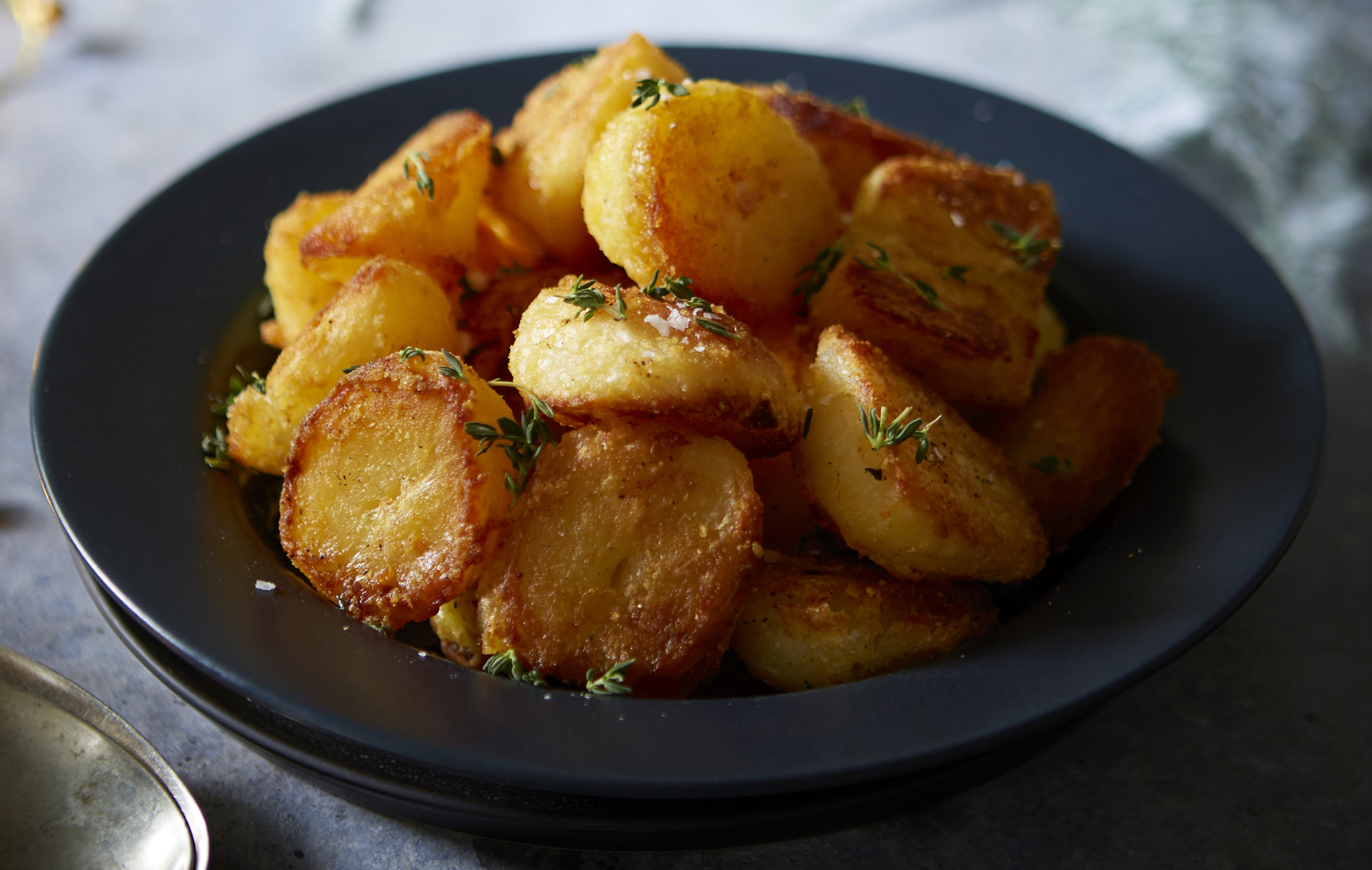Try our ultimate truffle roast potatoes for perfect roasties every time