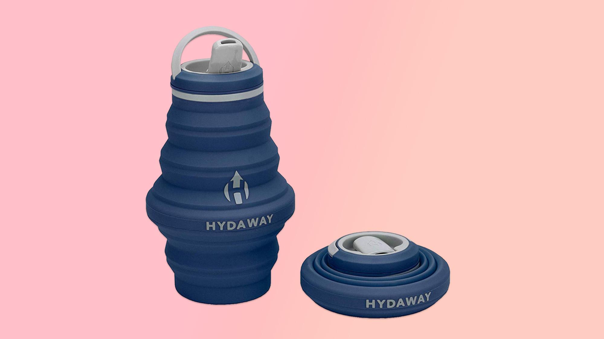 best water bottles: Hydaway bottle