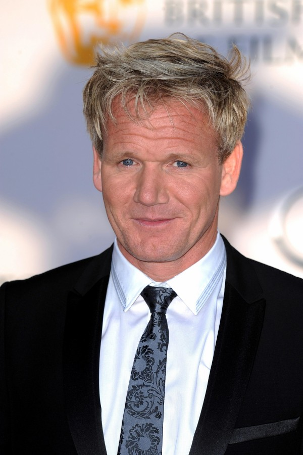Gordon Ramsay, who has told a High Court judge that he reacted with
