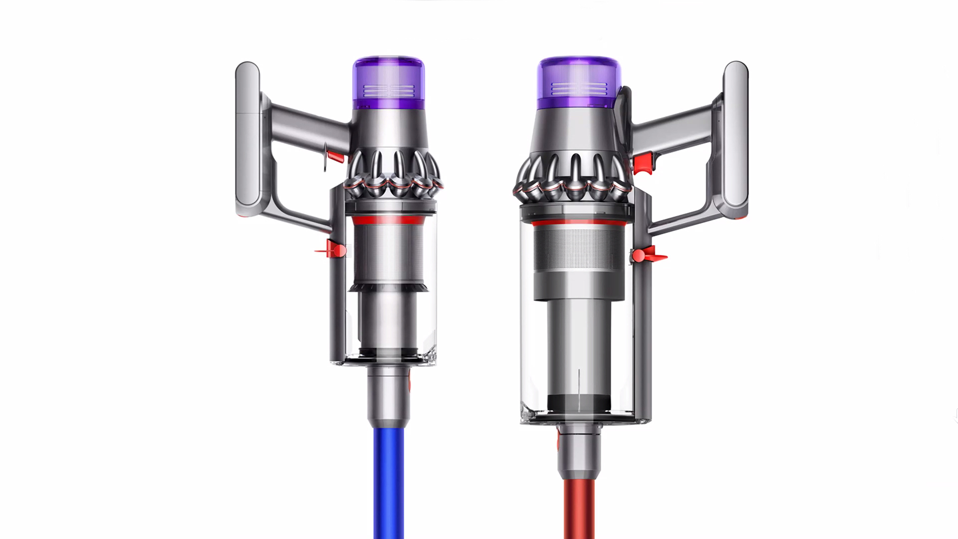 Dyson V11 Outsize comparison
