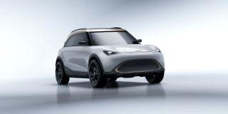smart EV concept