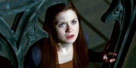 Ginny Weasley Actress Bonnie Wright Updates Us On She And Harry Potter's Marriage 10 Years Later