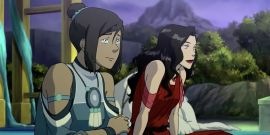 How Legend Of Korra's Voice Actress Feels About Korrasami Today