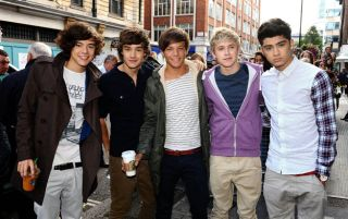 One Direction set to double earnings in 2012
