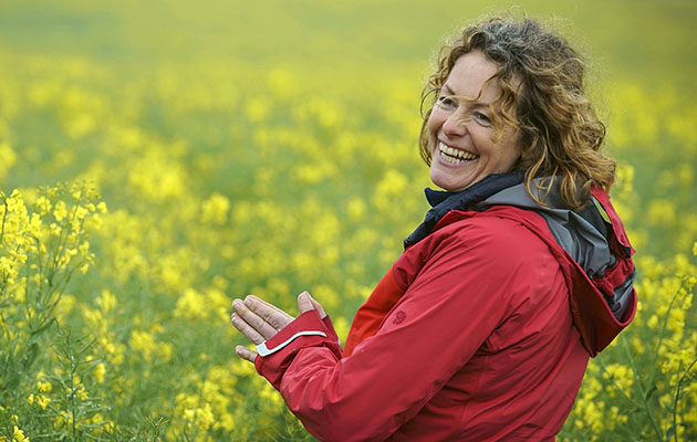 Kate Humble on taking risks and the people who've inspired her in Back To The Land