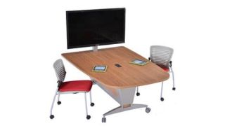 Spectrum Industries Launches New Optio Collaboration Tables
