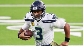 Russell Wilson and the Seattle Seahawks take on L.A. Rams during the Wild Card round of the NFL playoffs Saturday, Jan. 9.