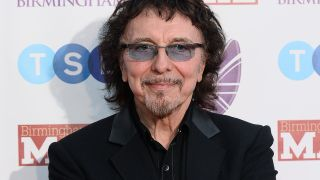 Black Sabbath legend Tony Iommi
