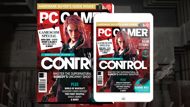 Last chance to save on 24% on any PC Gamer subscription | PC