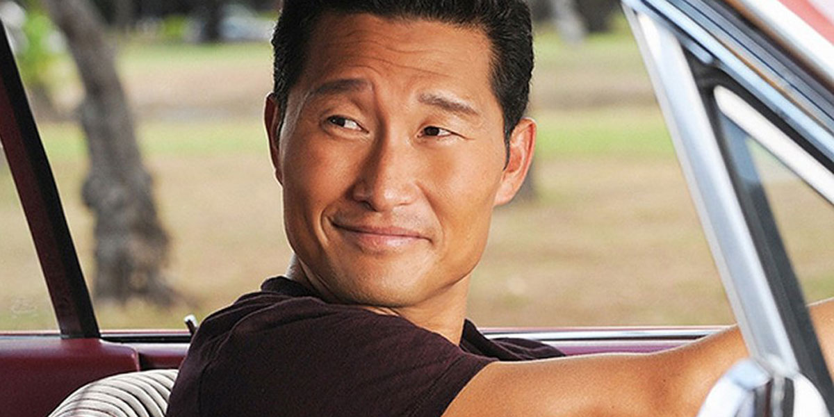 Daniel Dae Kim on Hawaii Five-0