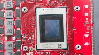Image of a Ryzen engineering sample
