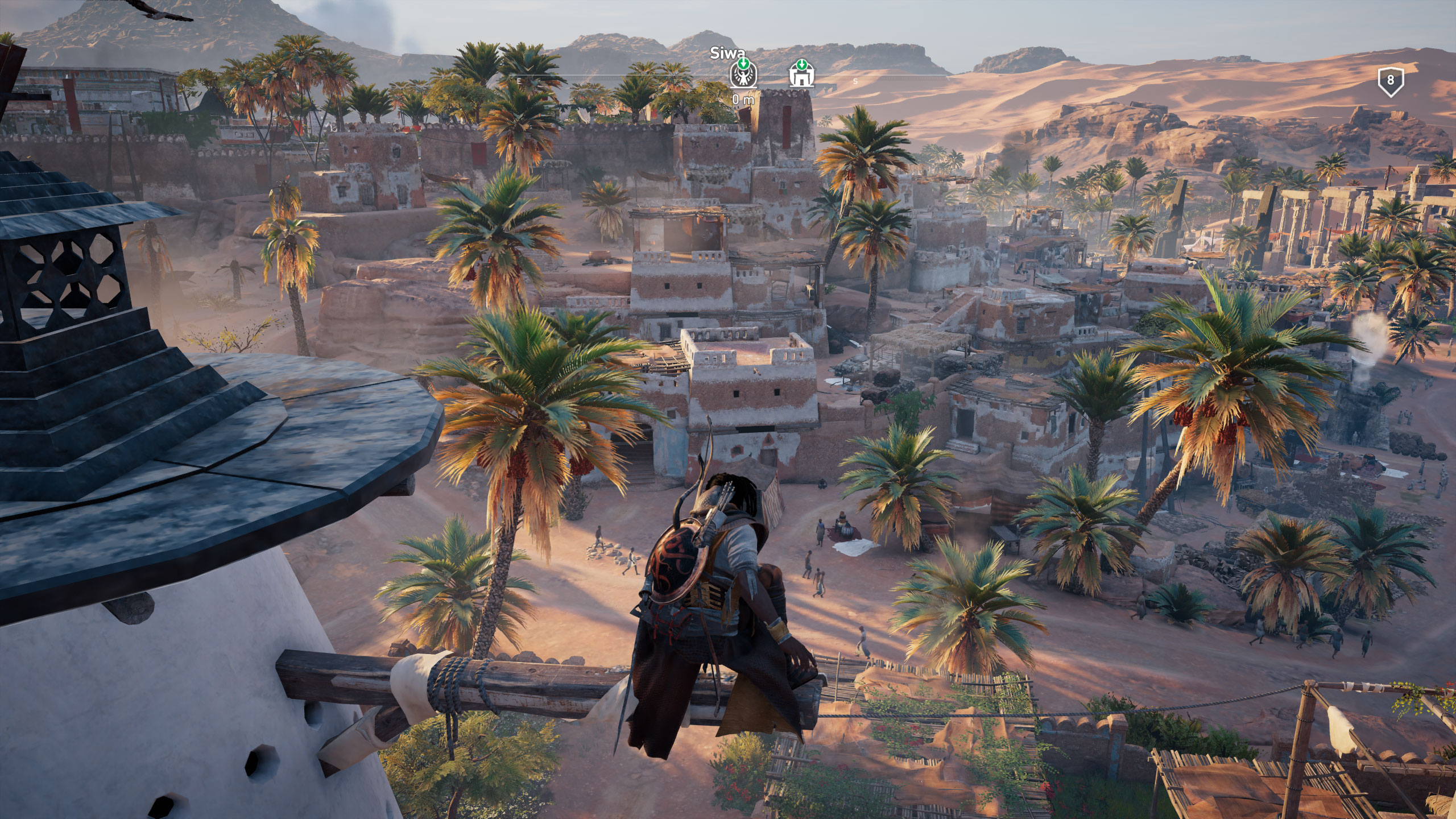 Assassin's Creed Origins is one of the most demanding games around