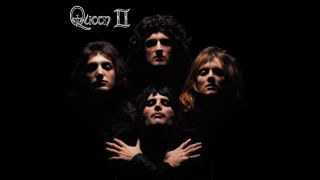 Mick Rock's iconic shot for Queen II