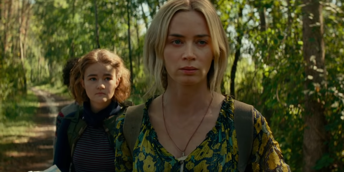 A Quiet Place 2 Teaser