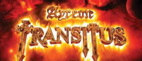 Ayreon: Transitius album sleeve