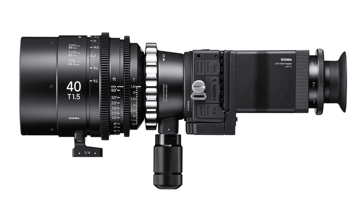 Sigma Mount Converter MC-31 lets you use PL cine lenses on L-mount cameras
