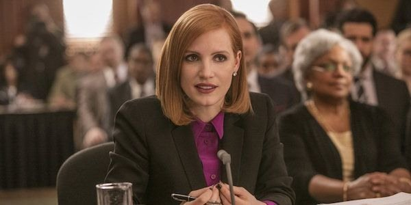 Jessica Chastain Miss Sloane