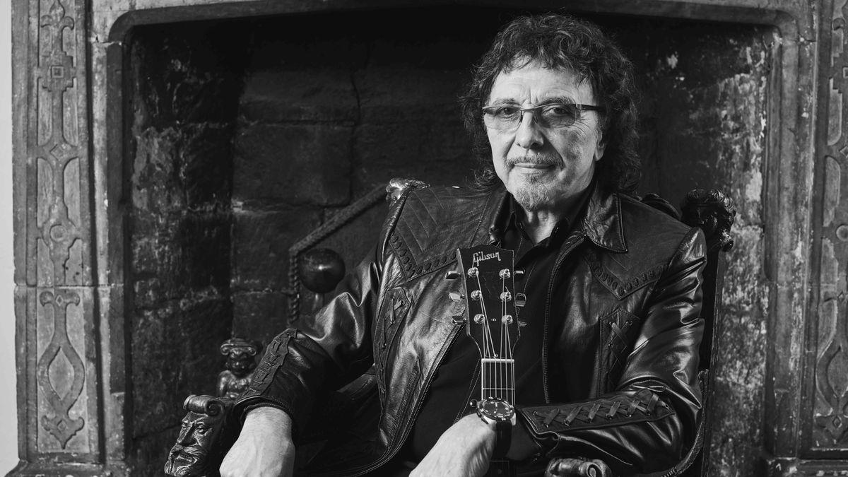 Tony Iommi organises charity guitar auction