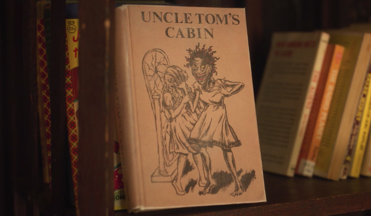 lovecraft country uncle tom's cabin