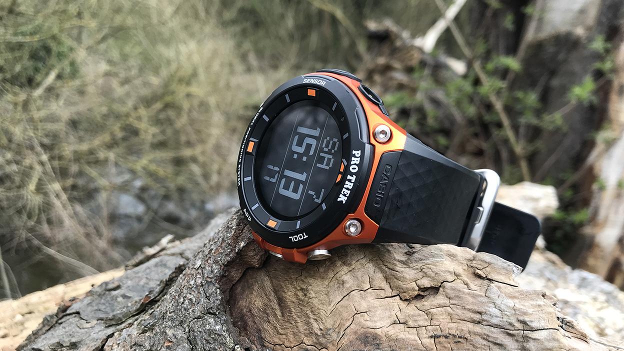 5a7dc3875fa1 Casio Pro Trek Smart WSD-F20 review