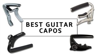The 10 best guitar capos 2020: top options acoustic and electric guitar